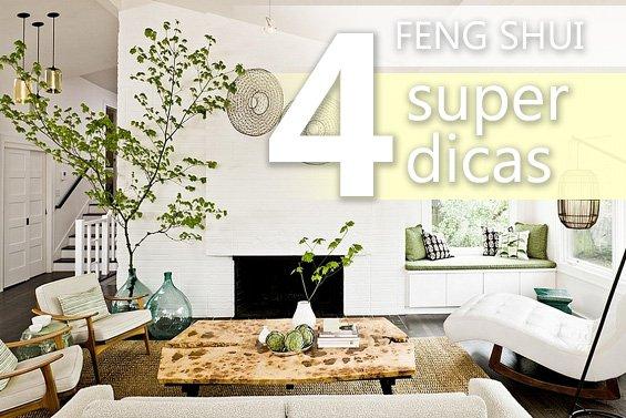 Como Usar O Feng Shui Nas Cores E Decoração Da Casa Para Trazer Prosperidade