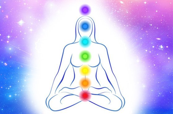 Os 7 Chakras No Tratamento De Reiki